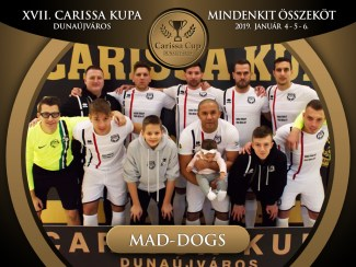 MAD-DOGS foci csapat